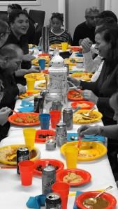 Islamic dinner