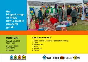 Market day flyer