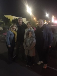 Paul Beck and family