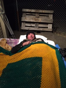 craig rough sleeping